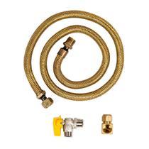 Kit de Instalação para Gás Encanado - W10866791 - Brastemp