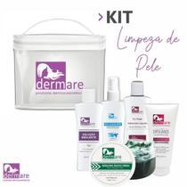 Kit de Limpeza de Pele - Dermare -
