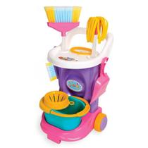 Kit De Limpeza Infantil Cleaning Trolley - Maral -