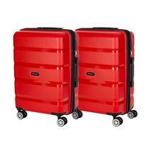 Kit de Mala de Bordo Polipropileno Travelux Zurich II -