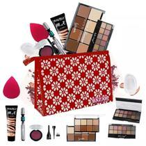 Kit de Maquiagem Belle Angel Base Matte BZKT13 - Belle Angel E Ruby Rose