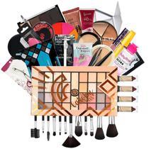 Kit de Maquiagem Completa Ruby Rose O Mais Completo BZ71-1 - Bazar Web