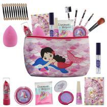 Kit de Maquiagem Infantil BZ82 - Bazar Web