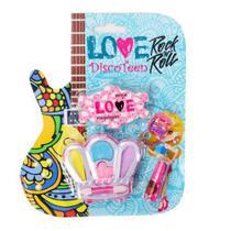 Kit de Maquiagem Infantil Rock 'n' Roll Discoteen -