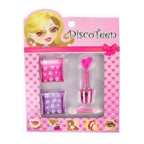 Kit de Maquiagem Infantil Sortido - Discoteen -