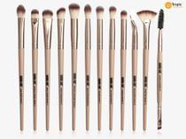 Kit De Maquiagem Pincel 12 Peças Mais Barato Profissional - Ozonsaúde