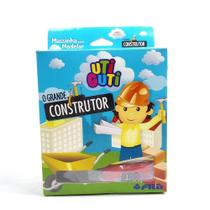 Kit de Massinhas Utiguti O Grande Construtor - Canson