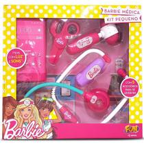 Kit de Médico Barbie - Pequeno - Barbie Médica - Sortido - Fun - Barão Distribuidor
