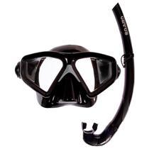 Kit de Mergulho Máscara+Respirador Cetus Rapallo Fun -