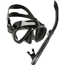 Kit de Mergulho Máscara+Respirador Cressi Ranger & Tao -