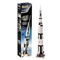 Kit de Montar Apollo 11 Saturn V Rocket 1:96 - Revell -
