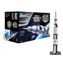 Kit de Montar Apollo Saturn 1:144 Revell -