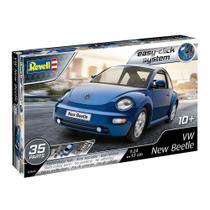 Kit de Montar Fusca New Beetle VW 1:24 Revell -