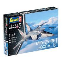 Kit de Montar Mig-25 RBT Foxbat B 1:48 Revell -