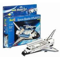 Kit de Montar Space Shuttle Atlantis 1:144 Model Set Revell -