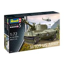 Kit de Montar Tanque M109 Us Army 1:72 Revell -