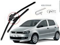 Kit de Palhetas Limpadoras de Parabrisa Volkswagen Fox 2003 2004 2005 2006 2007 2008 2009 2010 2011 2012 -