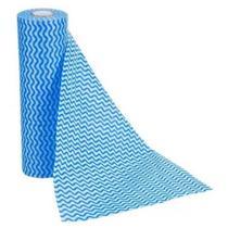 Kit de panos perfex multiuso 30x50cm rolo 50 unidades colors - Toda Casa