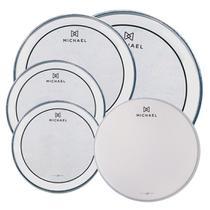 Kit De Peles Michael Remo Nylon Pro22 12 13 16 22 14 Porosa -