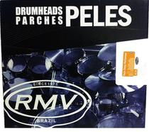 "Kit De Peles Rmv Deep Performer Duplo Filme 12"" 13"" 14"" 16"" -"