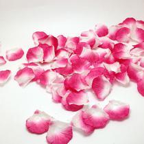 Kit de Pétalas Artificiais Pink com Branca - 1000 pétalas - Nice