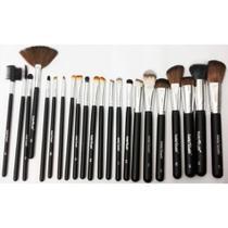 7c4266589389c + Kits de Maquiagem · Kit De Pincel Profissional Macrilan 22 Pinceis Kp3-7a  !lindo