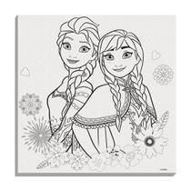 Kit de Pintura Disney - Frozen - DTC -