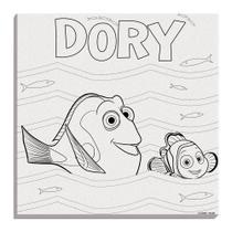 Kit de Pintura Disney - Procurando Dory - DTC -
