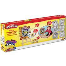 Kit de Pintura Meu Pequeno Artista Play-Doh - FUN -