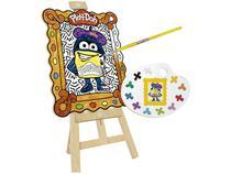 Kit de Pintura Play-Doh Meu Pequeno Artista - com Acessórios Fun