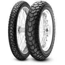 Kit de Pneus 110/90-17 + 90/90-19 Pirelli MT60 -