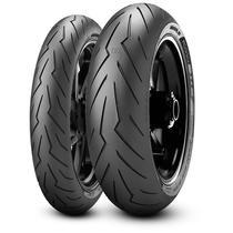 Kit de Pneus 180/55-17 + 120/70-17 Pirelli Diablo Rosso 3 -