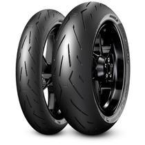 Kit de Pneus 180/55-17 + 120/70-17 Pirelli Diablo Rosso Corsa 2 -
