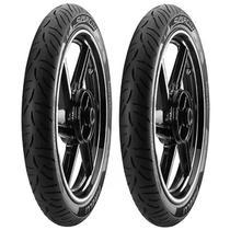 Kit de Pneus 2.50-18 TT 40P Pirelli Super City ( 2 unidades ) -