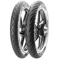 Kit de Pneus 90/90-18 + 2,75-18 TT Pirelli Super City -