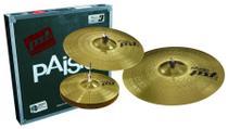 Kit de Pratos Paiste PST3 Universal Set Series 16 20 14 - Sabian