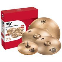 Kit de Pratos Sabian B8 5003X-14 - Royal