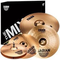 Kit de Pratos Sabian B8 Pro -