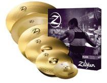 Kit De Pratos Zildjian Planet Z Super Pack Plzsp -