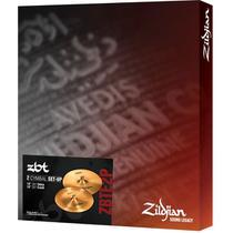 Kit de pratos zildjian zbt expander - zbte2p - 18crash 18china -