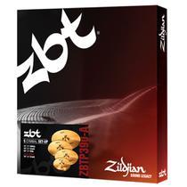 Kit de Pratos Zildjian ZBTP390A 14 16 18 20 -
