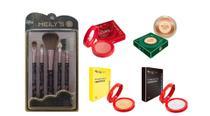 Kit de Preparação E finalização Facial Maquiagem Completa - Max Love
