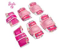 Kit de Proteção com Capacete Infantil da Barbie -