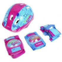 Kit de Proteção Infantil Feminino  ES105 - Atrio -