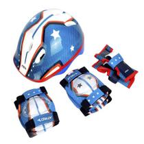 Kit De Proteção Infantil Masculino Es104 - Atrio -