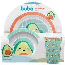 Kit de Refeição Frutti - Avocado - Buba -