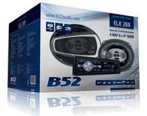 Kit de Som Automotivo B52 EKL 269U MP3 + 2 Falantes de 6X9