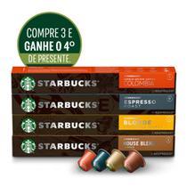 Kit de Starbucks by Nespresso-3cx+1cx presente -