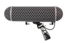 Kit de suporte para microfone shotgun de até 325 mm  Zeppelin, Cabo interno e Windshield  RODE  BLIMP -