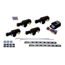 Kit de Travas Elétricas Para 4 Portas - 12V - DNI 2023 -